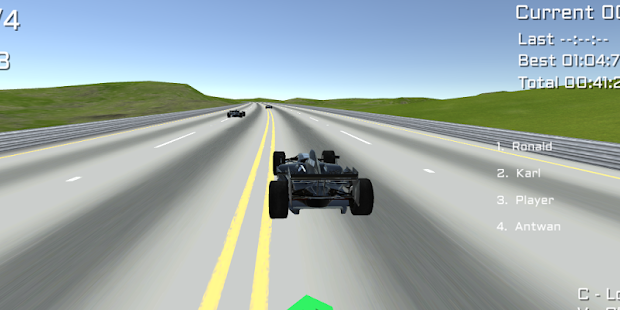 Racing Masters - screenshot