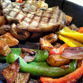 by Alka Smile - Food & Drink Plated Food