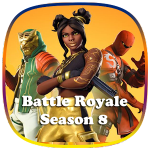 Battle Royale Season 8 HD Wallpapers For PC (Windows And Mac)