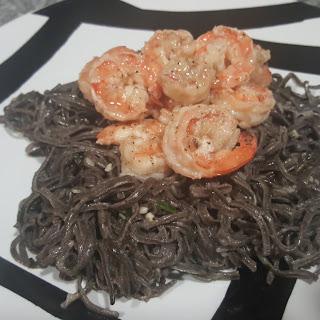 Black Bean Pasta With Shrimp Recipes
