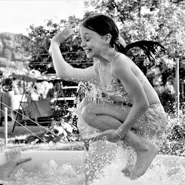 Summertime fun by Sarah Maria Bagay - Babies & Children Children Candids