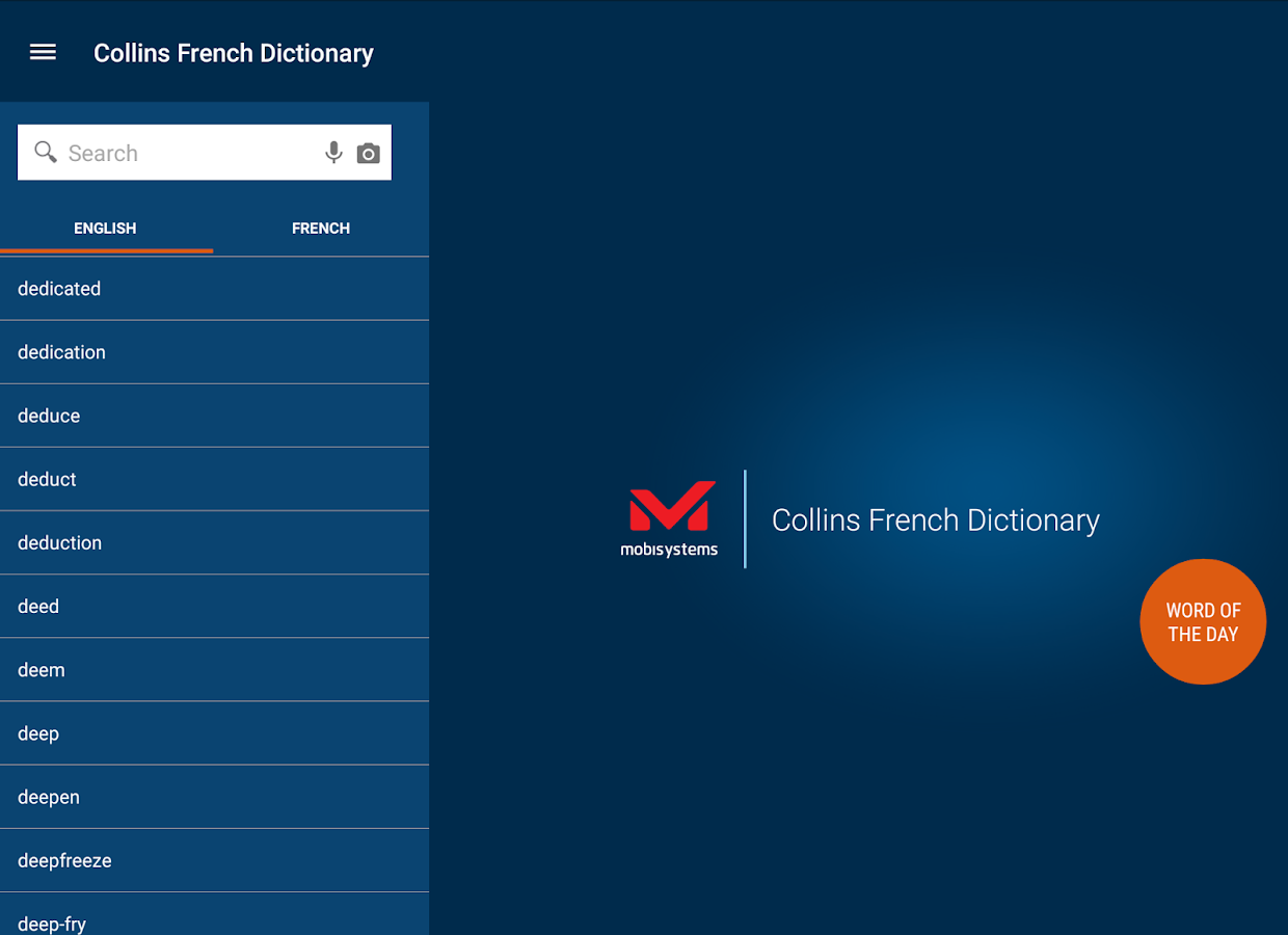 Collins French Dictionary Screenshot 8