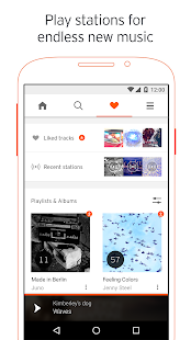 SoundCloud - Music & Audio- screenshot thumbnail