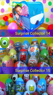 Surprise Collector- screenshot
