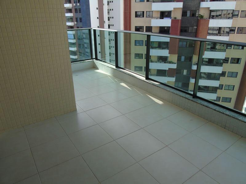 Apartamento residencial à venda, Pituba, Salvador.