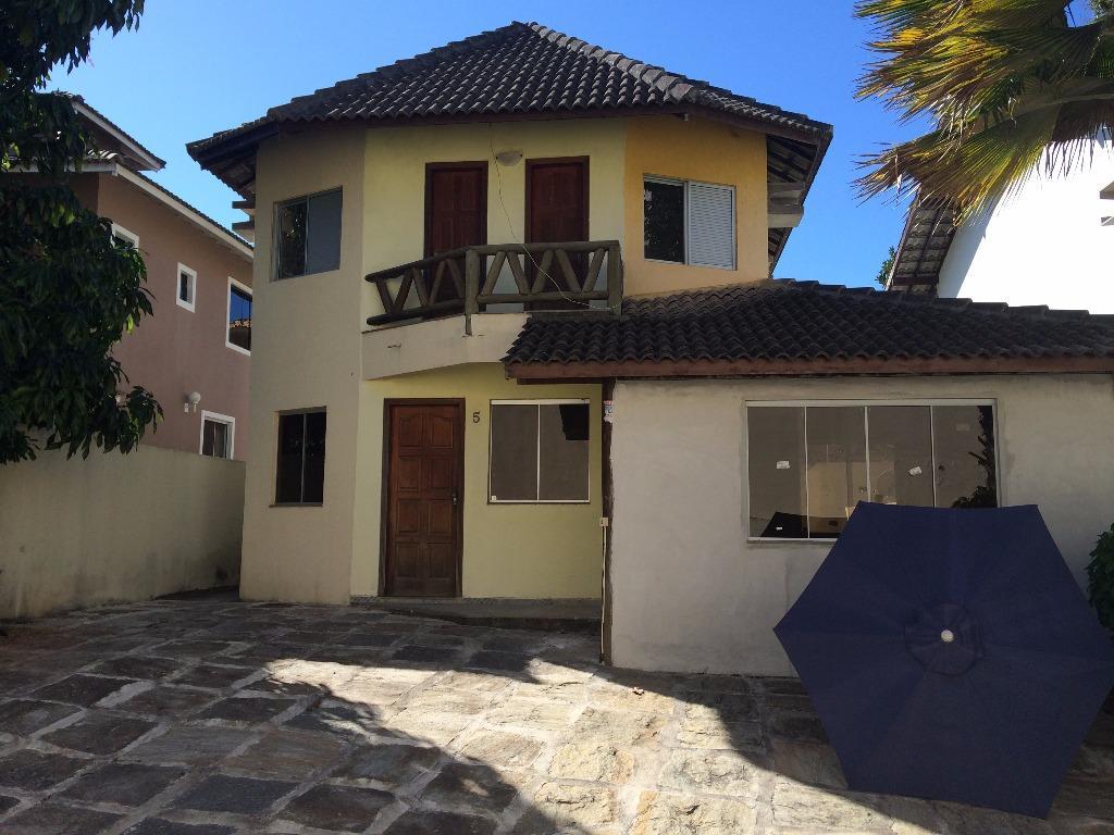 Casa residencial para locação, Granja dos Cavaleiros, Macaé.