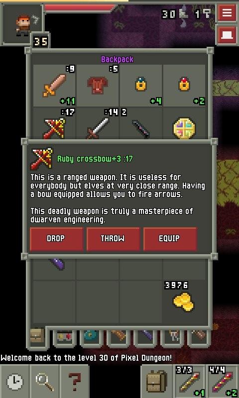 Remixed Pixel Dungeon Screenshot 7