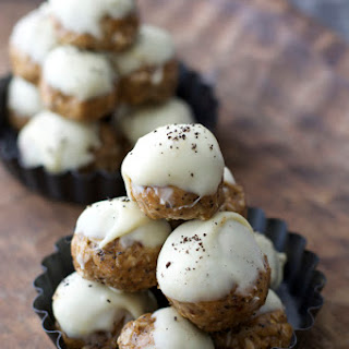 Almond Butter Balls No Bake Recipes