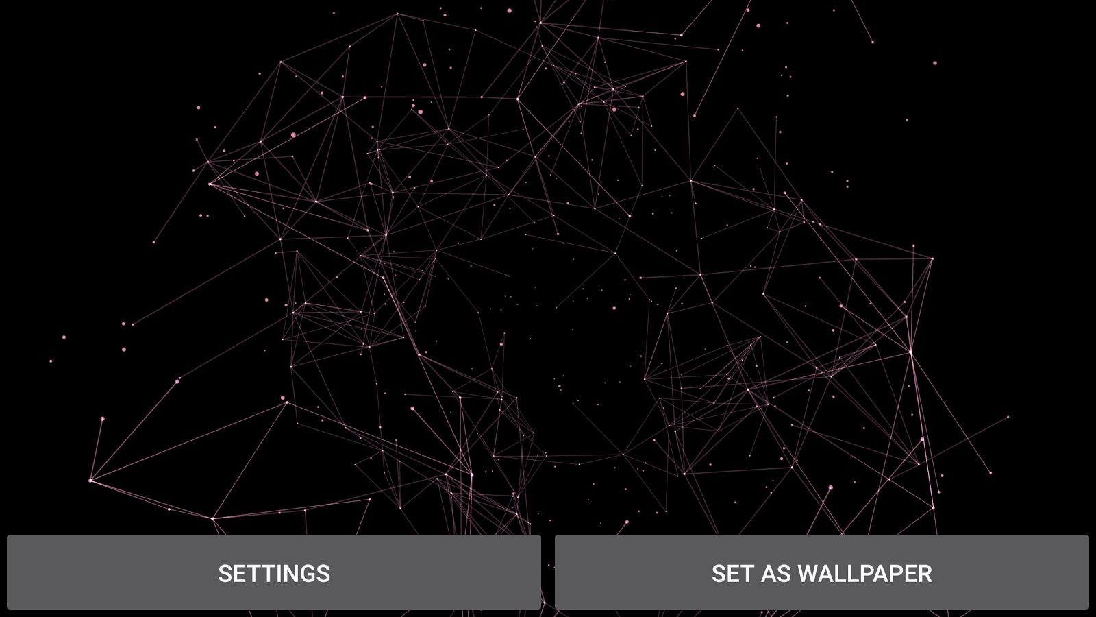 Particle Plexus Live Wallpaper Screenshot 15