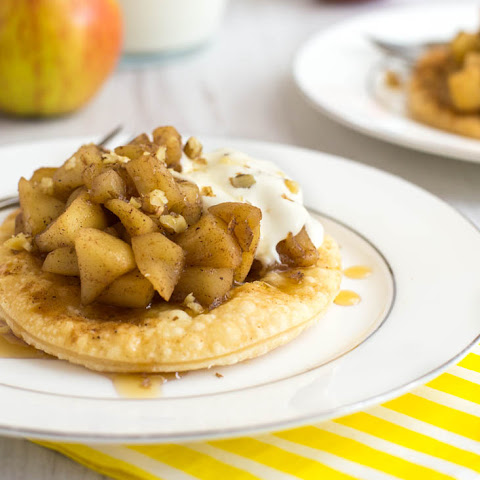 You've (Really) Never Eaten Apple Pie Like This Before