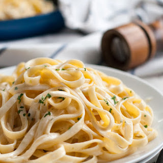 Fettuccine Alfredo With Vegetables Recipes