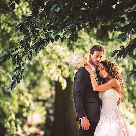 The wedding story www.lubosvrtik.sk by Ľuboš Vrtík - Wedding Bride & Groom ( svadobna fotografia, zilina, svadobne fotenie, svadobny fotograf, svadba, chatau gbelany, lubos vrtik, trencin )