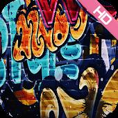 Graffiti Wall Wallpapers HD APK for Ubuntu