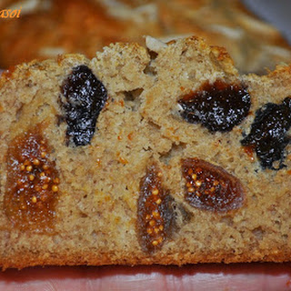 Fig & Prune Tea/Loaf Cake