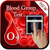 fingerprint blood group scanner prank APK for Bluestacks