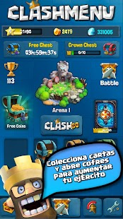 Clash GO Screenshot
