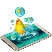 Download 3D Dream Fish for Samsung APK for Laptop