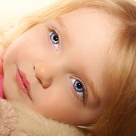 Devotion by Cheryl Korotky - Babies & Children Child Portraits