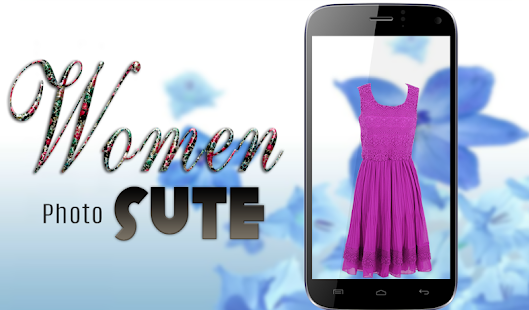 Woman Photo Suit - screenshot