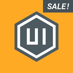 Cover art Minimal UI - Icon Pack
