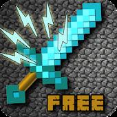 Sword Minecraft Simulator APK for Bluestacks