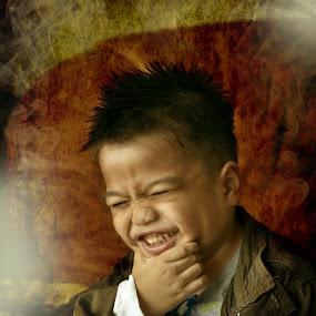 over smile.... by Zainuddin Junidil - Babies & Children Children Candids