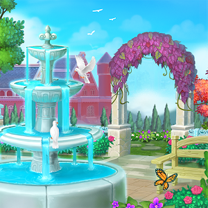 Royal Garden Tales - Match 3 Castle Decoration Online PC (Windows / MAC)