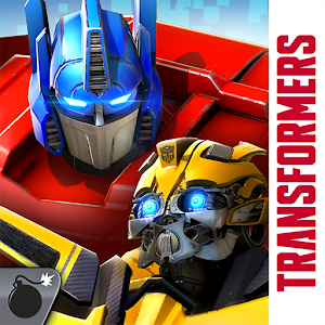 Join your favorite Transformers characters in the exciting action-fighting RPG! APK Icon