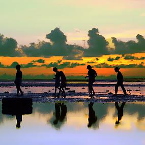 by Mohd Shahrizan Taib - Landscapes Beaches