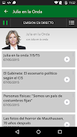 Screenshot of Onda Cero Radio