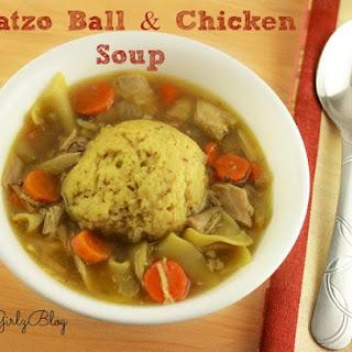 Jewish Chicken Matzo Ball Soup Recipes