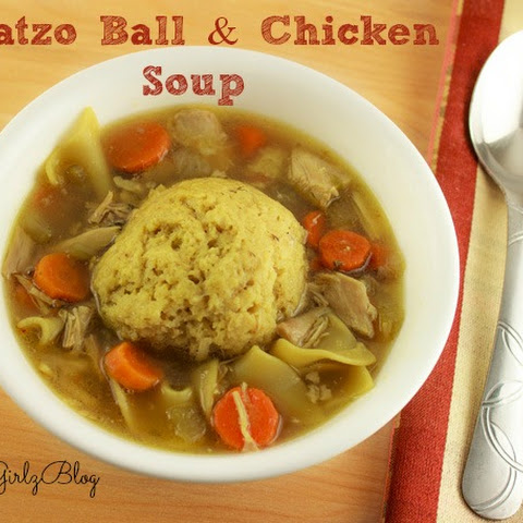 Matzo Ball Soup Jewish Penicillin Cures All… So Says Bubbe