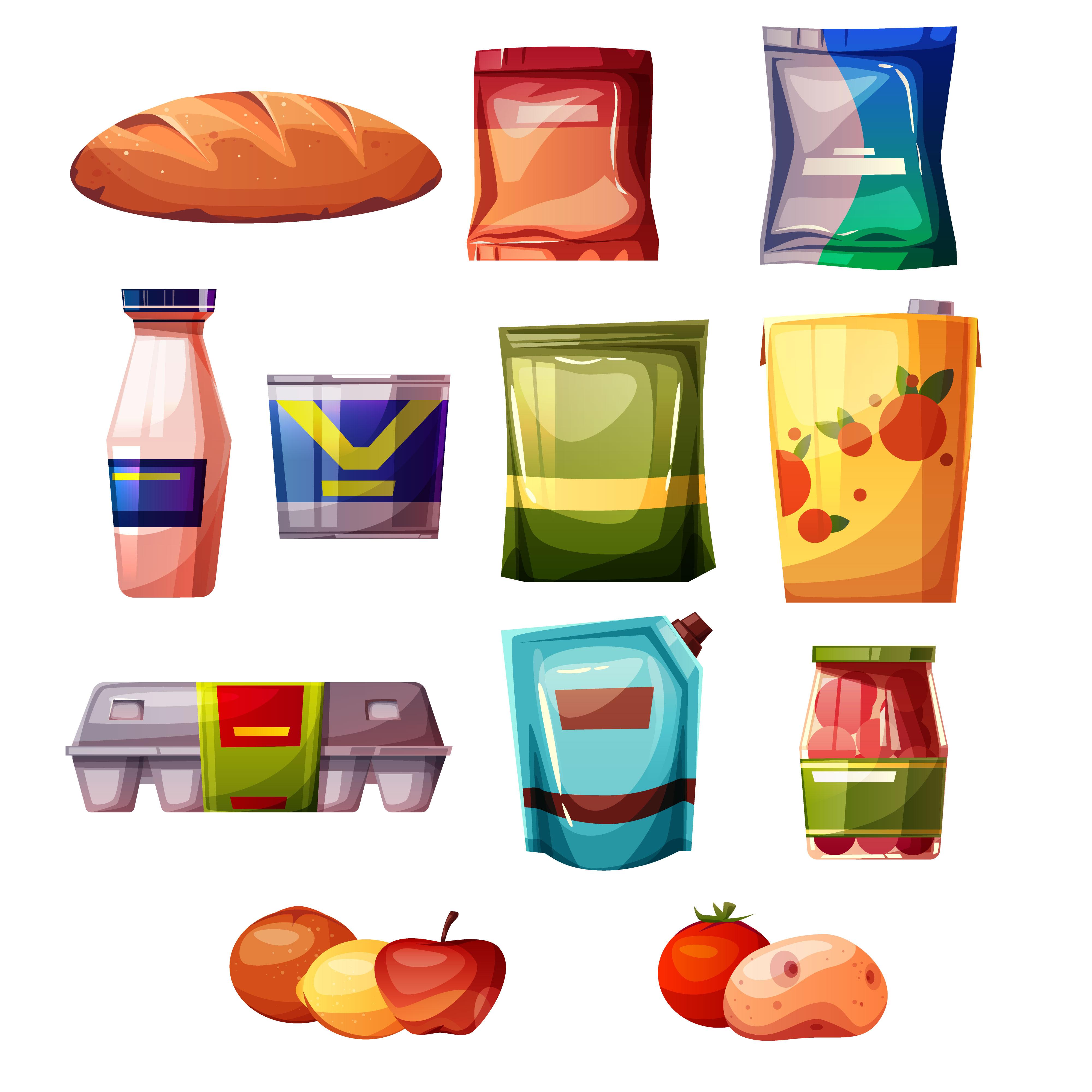 Embalagens sustentáveis para alimentos é possível?