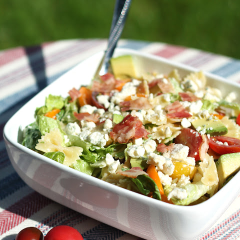 10 Best Pasta Salad With Blue Cheese Dressing Recipes | Yummly