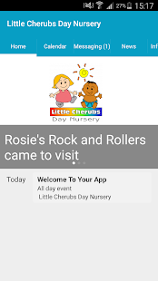 Little Cherubs Day Nursery - screenshot