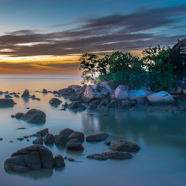 Love Island by Lim Keng - Landscapes Waterscapes