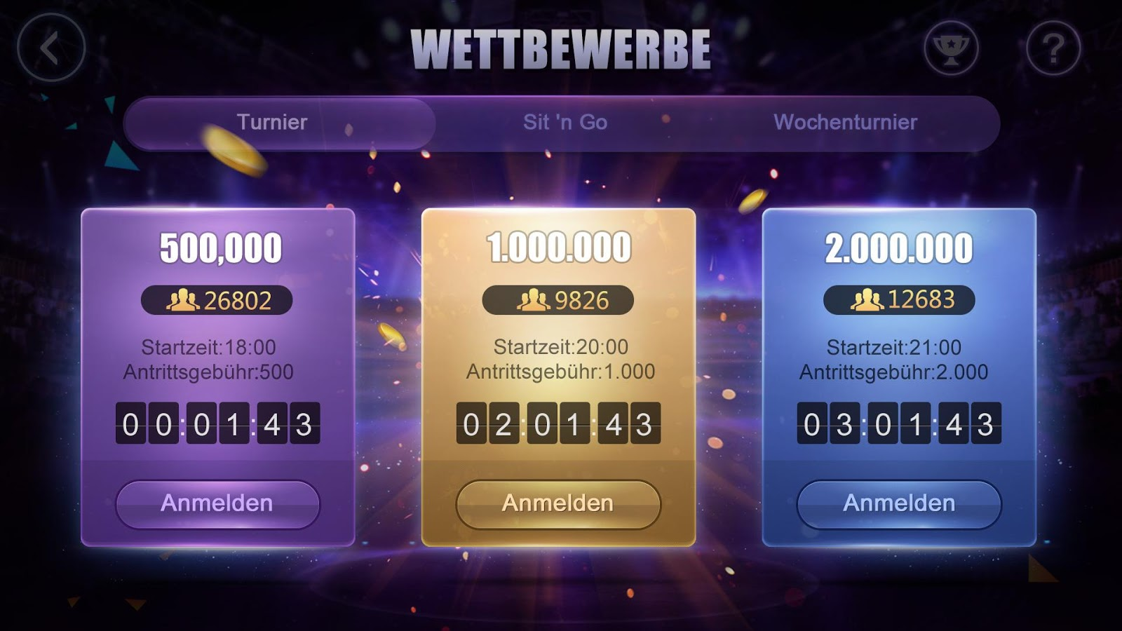 Poker Deutschland Screenshot 17