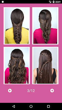 Best Hairstyles Step By Step APK screenshot thumbnail 11