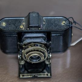 Old Camera by Liam Douglas - Digital Art Things ( film, full frame, 35mm, camera, capture, painting, light,  )