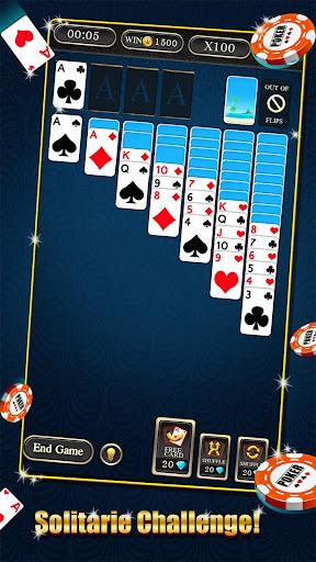 Vegas Solitaire: Royal - screenshot