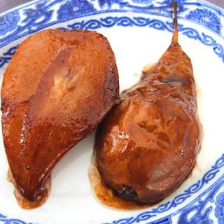 Roasted Pears Dinner Recipes
