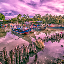 by SweeMing YOUNG - Transportation Boats