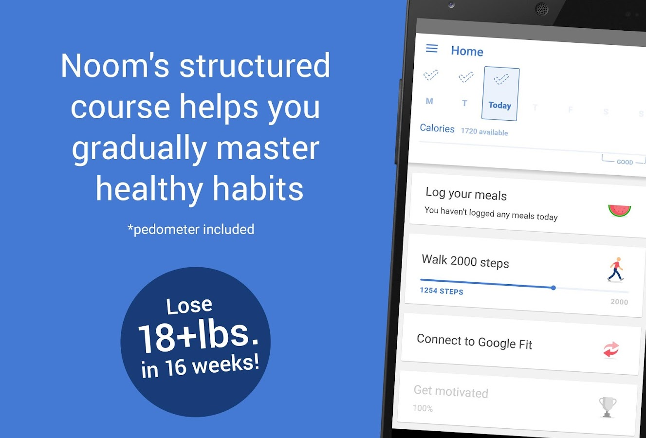 Noom Coach: Health & Weight Screenshot 0