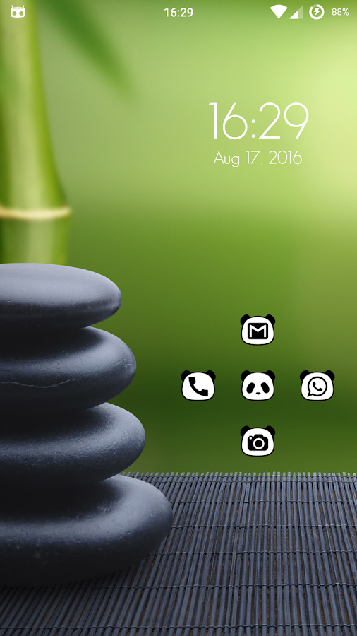 Panda Icon Pack Screenshot 0