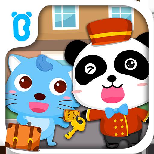 Baby Panda Hotel - Puzzle Game (game)