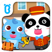 Download Android Game Panda Hotel - Puzzle for Samsung