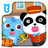 Panda Hotel - Puzzle For PC (Windows And Mac)