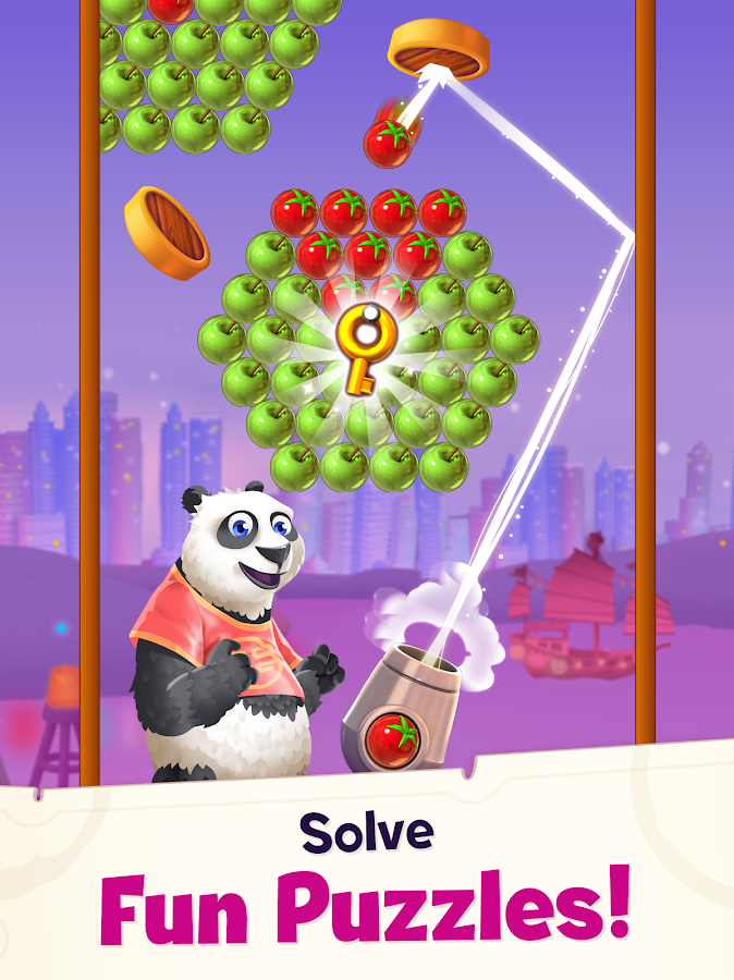 Bubble Island 2 - Pop Bubble Shooter Screenshot 9