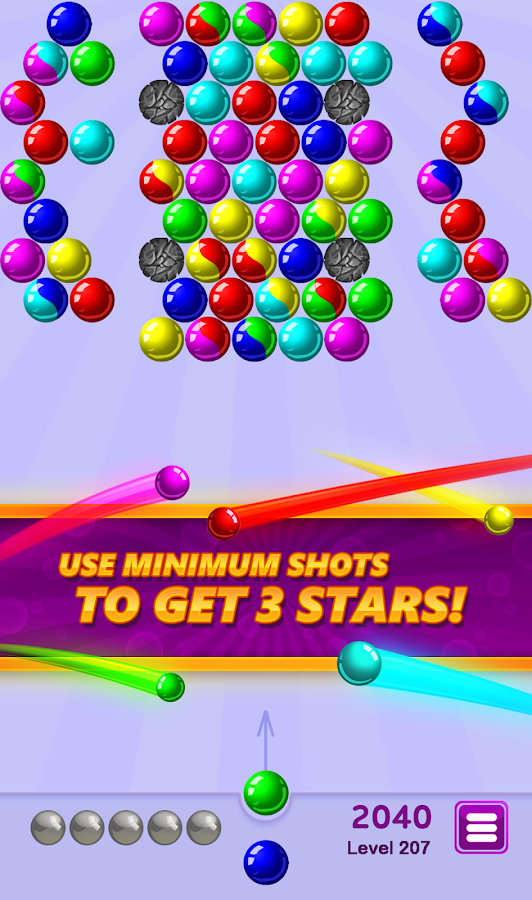 Bubble Shooter Arcade Screenshot 4