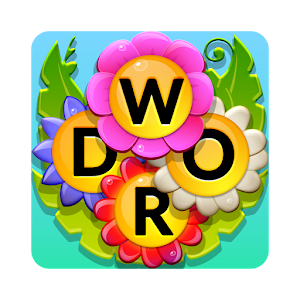 Word Flowers Online PC (Windows / MAC)